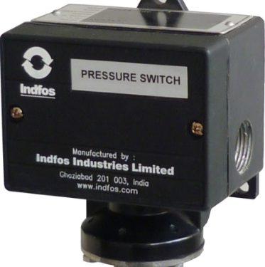 calibration of pressure switch