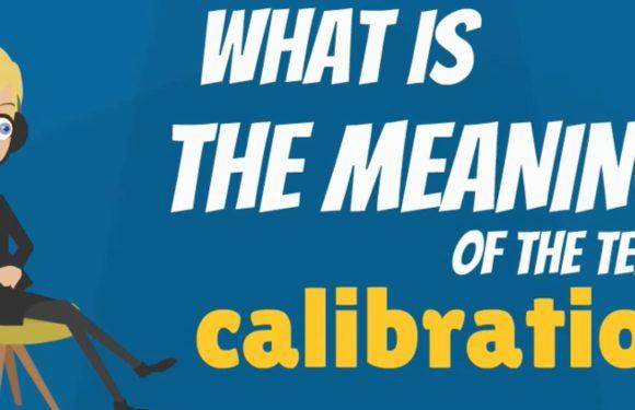 Different Methods of Instrument Calibration