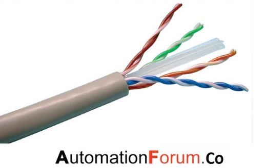 Difference between Twisted Pair,Fiber Optic and Coaxial cables
