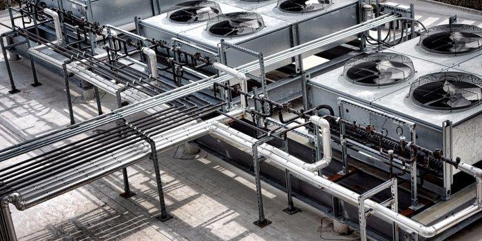 Smoke control for HVAC system