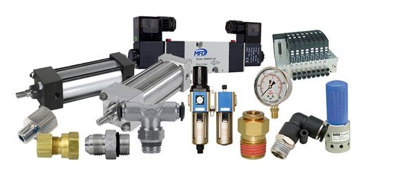 Introduction to some important pneumatic components
