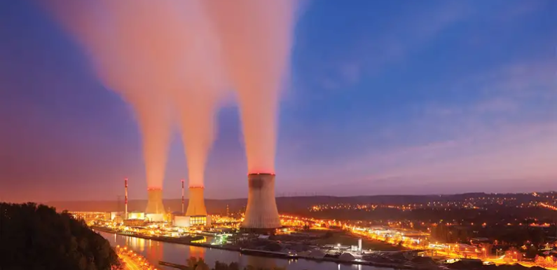 What are power plants? & Types of Power plants