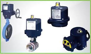 Types of electrical actuators – Linear & Rotary actuators
