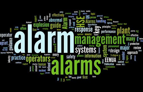 What is Alarm management?
