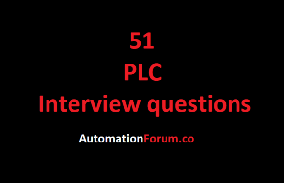 51 PLC interview questions