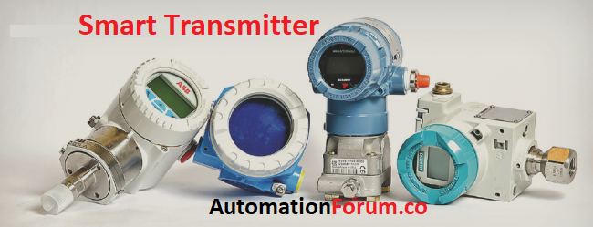 What is a smart transmitter?