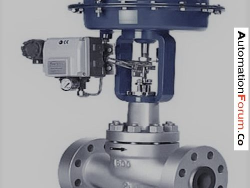 How is control Valve calibrated?