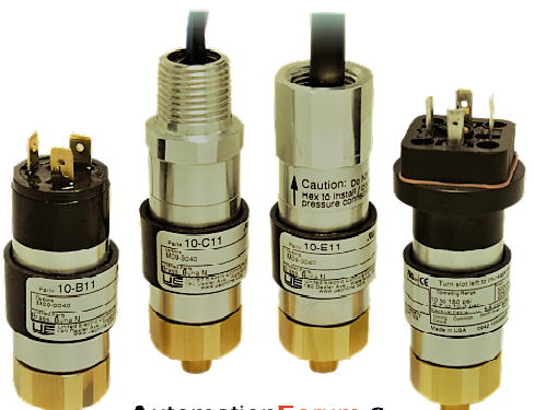 What is Pressure Switch and how a Pressure Switch is calibrated?