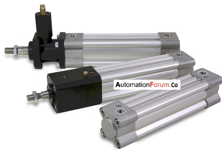 What is a pneumatic cylinder? What are the types of pneumatic cylinder