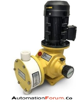 What are dosing pumps and what type of pump is it